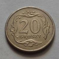 20 грошей, Польша 1992 г.