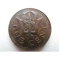 Барбадос 1 цент 1981 г.