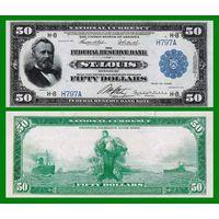 [КОПИЯ] США 50 долларов 1918 г.
