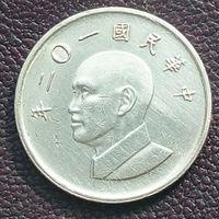 1 доллар 2013 ТАЙВАНЬ