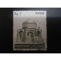Пакистан 1980 мавзолей