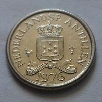 10 центов, Нидерландские Антильские острова, (Антиллы) 1976 г.