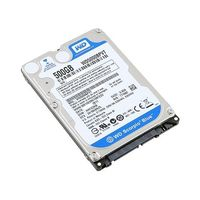 "Жесткий диск Western Digital WD Scorpio Blue 500 GB (WD3200BPVT, S/N: WXM1E31UTK02, S-ATA, 2,5"")"