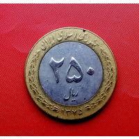 41-26 Иран, 250 риалов 1996 г.