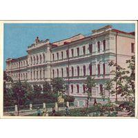 Витебск 1962 год Пединститут