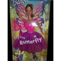 Кукла Butterfly Barbie Doll, 2000 Mattel