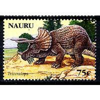 2006 Науру. Динозавр