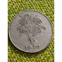 Южный Вьетнам 10 донг 1970 г ( флора )