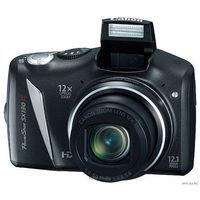 Цифровой фотоаппарат Canon PowerShot SX130 IS черный увеличение 48 крат