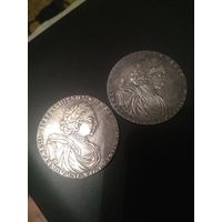 Два рубля 1722