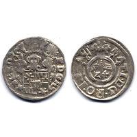 Грошен (1/24 талера) 1614, Германия, Гольштейн-Пиннеберг (графство), Эрнст. Штемпельный блеск