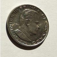 Монако 1 франк, 1979 5-5-24