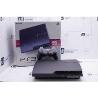 Игровая консоль Sony PlayStation 3 Slim 500GB. Гарантия