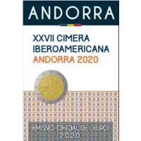 Андорра 2 евро 2020, XXVII Иберо-американский саммит в Андорре BU