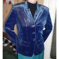 Нарядный жакет, пиджак, р.48-50. Отдам даром при покупке любого моего лота!