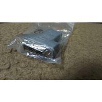 Переходник DVI-D - HDMI (мама)