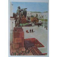 Брест. Памятник В.И.Ленину. 1961 г. Чистая.