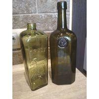 Бутылки ПВМ Германия TRADE MARK F. J. MAMPE STARGARD