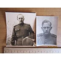 Небольшие фото офицеров