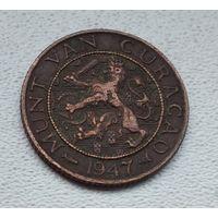 Кюрасао 1 цент, 1947 5-6-34