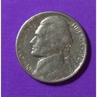 5 центов сша 1987 г.