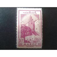 Марокко 1939 стандарт, архитектура