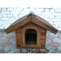 Будка для собаки, Сосна. / Dog house