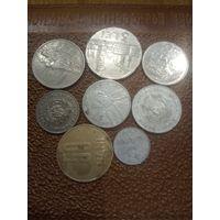 Монеты Румыния