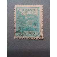 Бразилия. Стандарт. 1941г. гашеная