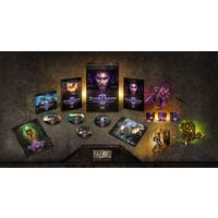 Starcraft Heart of the Swarm Collectors Edition