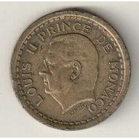 Монако 2 франк 1945
