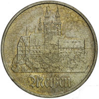 "Германия (ГДР), 5 марок 1972 год, ""Город Мейсен"""
