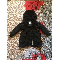 Куртка-плащ р.104-116