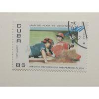Куба 1995. 12-е Панамериканские игры-Мар-дель-плата, Аргентина