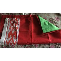 Флаг Республики Беларусь, 1995-2012, 75х150 см