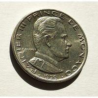 Монако 1 франк, 1979 5-5-26