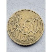 50 евроцентов Франция