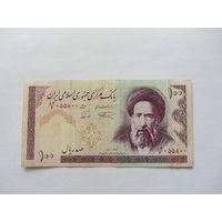 Иран, 100 реалов