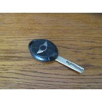 Ключ зажигания к мини купер оригинал