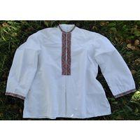 Сорочка мужская (рубашка, вышиванка), 1910-е гг.