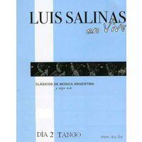 Luis Salinas - Clasicos de la Musica Argentina (disc2-tango)  Guitar jazz, latino, DVD5