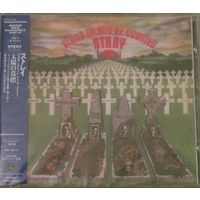 Stray - Stand Up And Be Counted (1975, Audio CD, ремастер 2007 года)