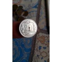 293# 20 грошей 2010. польша