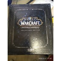 WOW Battle for Azeroth Collectors Edition + World of Warcraft Хроники Энциклопедия