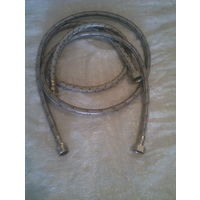 Шланг армированный (95 см и 145 см) (б/у) Цена за 2 штуки