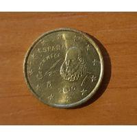 10 евроцентов 2010 Испания