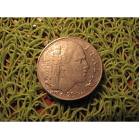 20 чентезимо 1941R Италия KM# 75b нержавеющая сталь *708