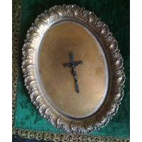 Крестик крест бронза