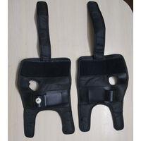 Перчатки тактические для защиты при падении во время катания на роликах детские.