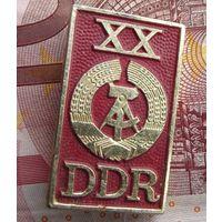 20 лет ГДР